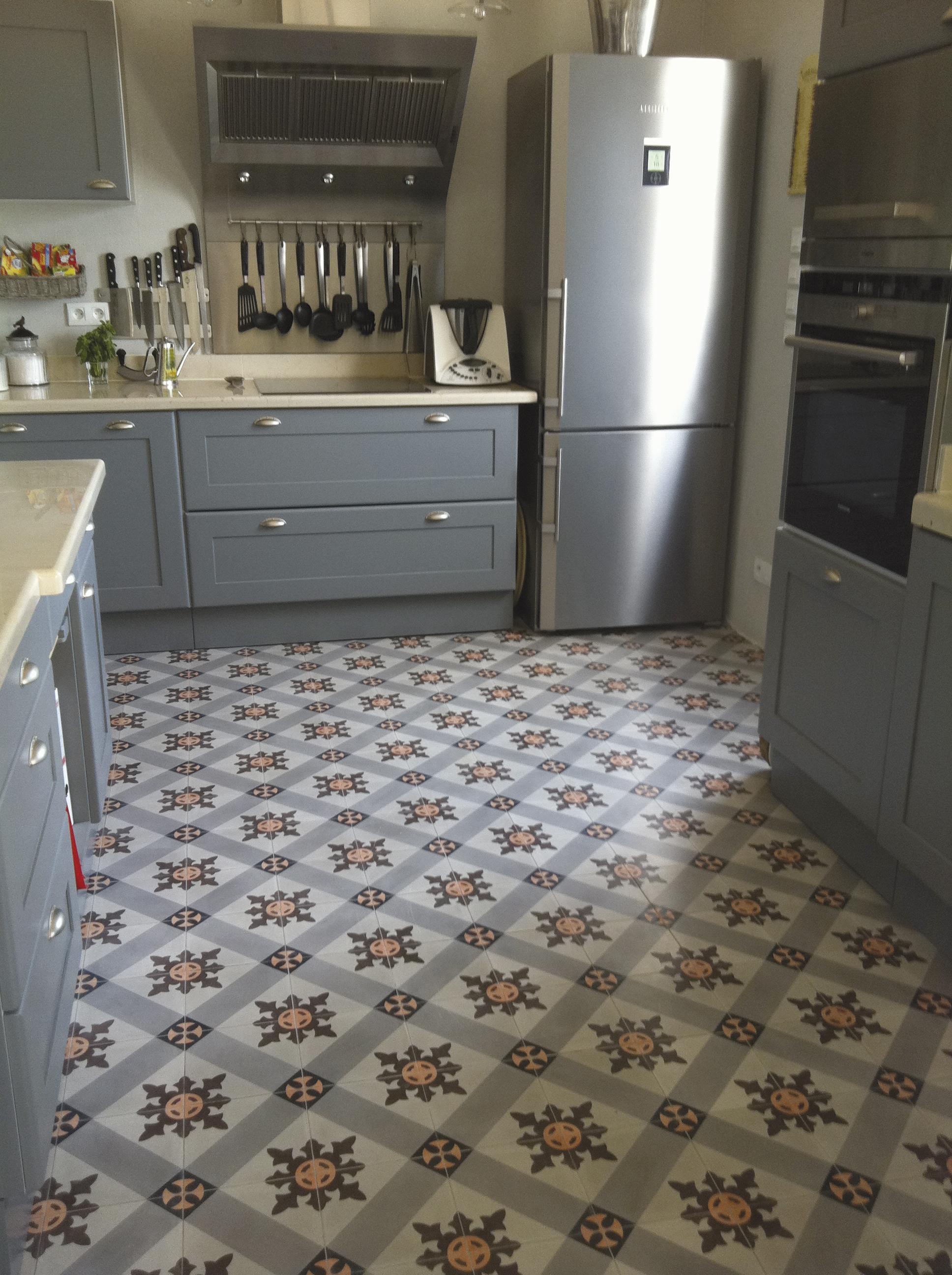 Keuken met 7090 - 1